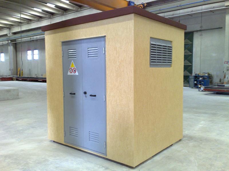 Foto di cabine di trasformazione realizzate da bestefa for Cabina di 300 piedi quadrati